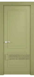 Дверь ПГ Париж Софт фисташка