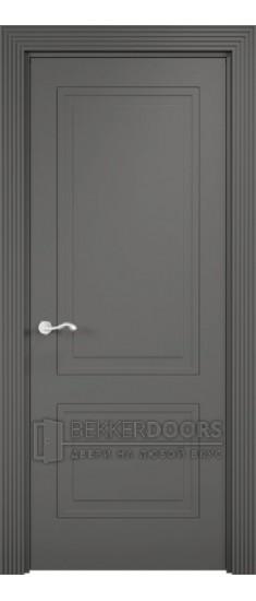 Дверь ПГ Париж Софт графит
