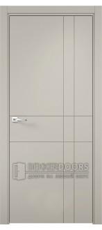 Дверь ПГ Севилья 02 Софт грей