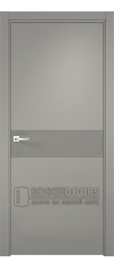 Дверь ПГ Севилья 17 Софт грей