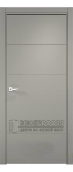 Дверь ПГ Севилья 21 Софт грей