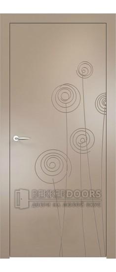 Дверь ПГ Севилья 03 Софт мокко