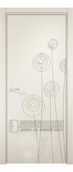 Дверь ПГ Севилья 03 Софт панакота