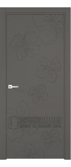 Дверь ПГ Севилья 05 Софт графит