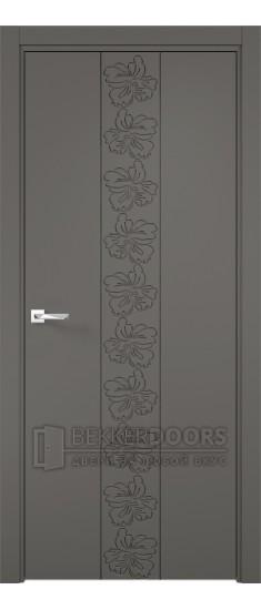 Дверь ПГ Севилья 06 Софт графит