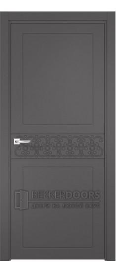 Дверь ПГ Севилья 07 Софт графит