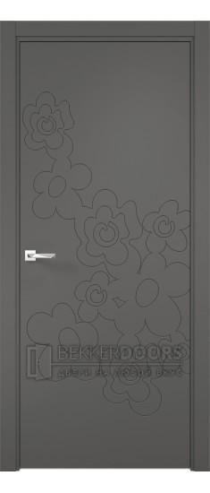 Дверь ПГ Севилья 22 Софт графит