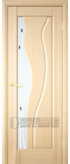 Дверь ПО Афина Беленый дуб