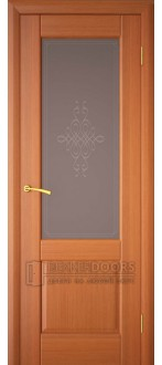 Дверь ПО Берлин 2 Темная вишня