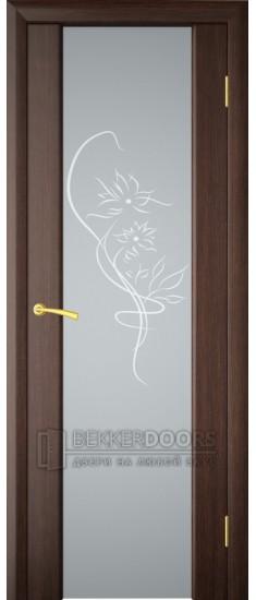 Дверь ПО Бостон Венге