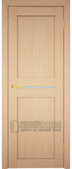 Дверь ПО Брюссель Беленый дуб
