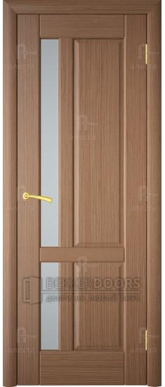 Дверь ПО Лион 3 Африканский орех