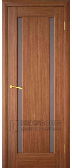 Дверь ПО Мадрид Африканский орех