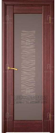 Дверь ПО Марсель Палисандр