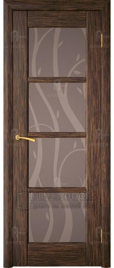 Дверь ПО Марсель 3 Эбен