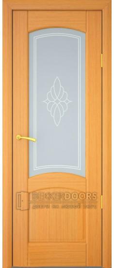 Дверь ПО София Вишня