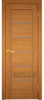 Дверь ПО Фудзи Темная вишня