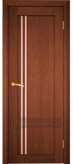 Дверь ПО Челси Темный орех
