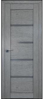 Дверь ПО 2.09XN Грувд Серый