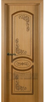 Дверь ПГ Муза Дуб