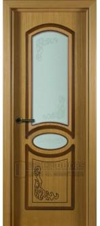Дверь ПО Муза Дуб
