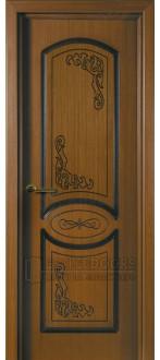 Дверь ПГ Муза Орех