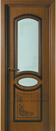 Дверь ПО Муза Орех