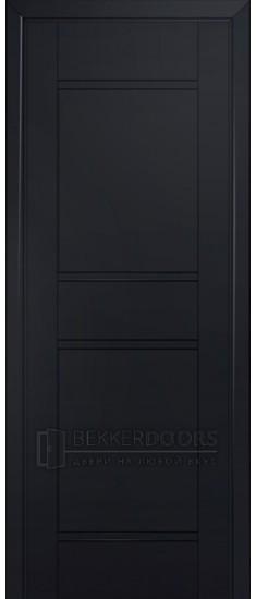 Дверь  ПГ 50U Черный матовый