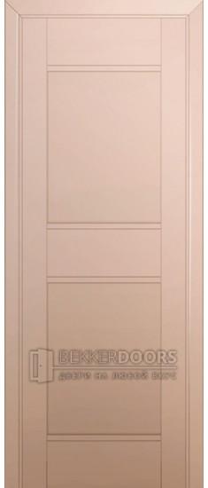 Дверь  ПГ 50U Капучино сатинат