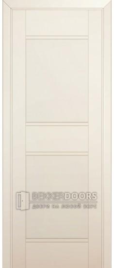 Дверь  ПГ 50U Магнолия сатинат