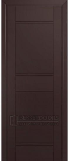 Дверь  ПГ 50U Темно коричневый