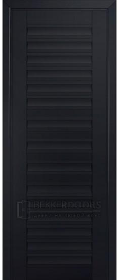 Дверь  ПГ 54U Черный матовый