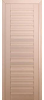 Дверь  ПГ 54U Капучино сатинат