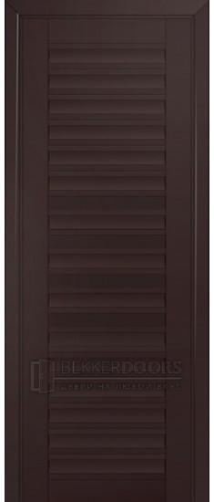 Дверь  ПГ 54U Темно коричневый