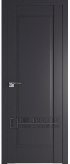 Дверь  ПГ 100U Антрацит