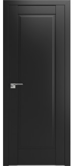 Дверь  ПГ 100U Черный матовый