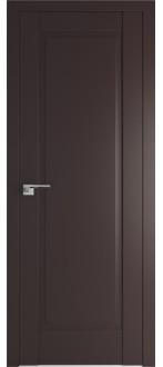 Дверь  ПГ 100U Темно коричневый