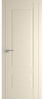 Дверь  ПГ 101U Магнолия сатинат