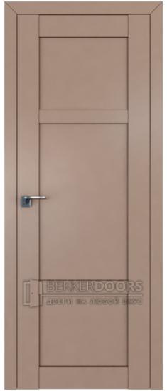Дверь  ПГ 2.14U Капучино сатинат