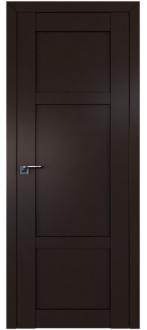 Дверь  ПГ 2.14U Темно коричневый