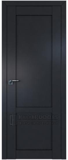 Дверь  ПГ 2.16U Антрацит