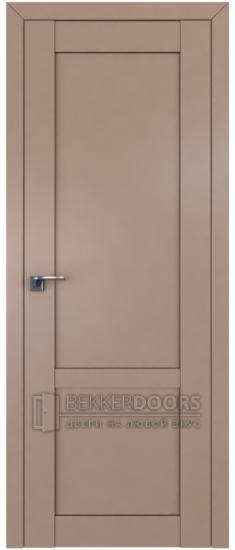 Дверь  ПГ 2.16U Капучино сатинат