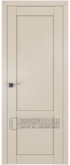 Дверь  ПГ 2.16U Магнолия сатинат