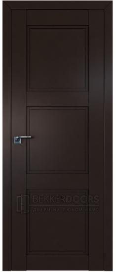 Дверь  ПГ 2.26U Темно коричневый
