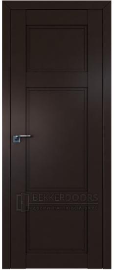 Дверь  ПГ 2.28U Темно коричневый