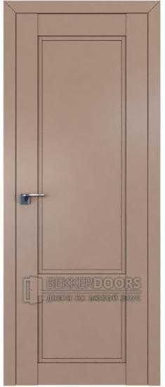 Дверь  ПГ 2.30U Капучино сатинат