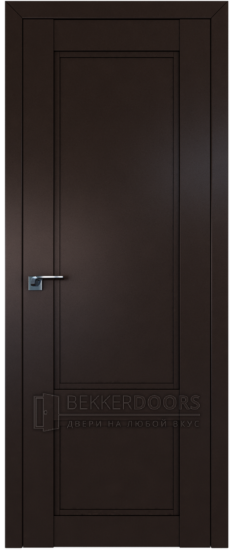 Дверь  ПГ 2.30U Темно коричневый