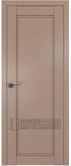 Дверь  ПГ 2.32U Капучино сатинат
