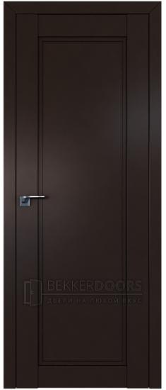 Дверь  ПГ 2.32U Темно коричневый