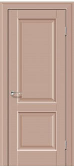 Дверь  ПГ 91U Капучино сатинат